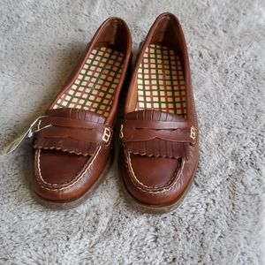 NWT Womans slider loafers
